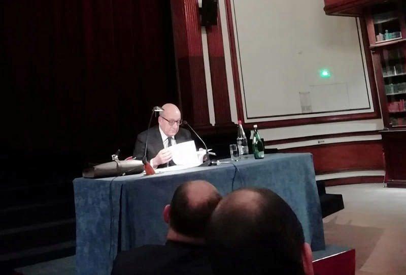 Conférence du Professeur Aynès présentant la synthèse des travaux de la commission qu'il préside, sur la modernisation de la publicité foncière.