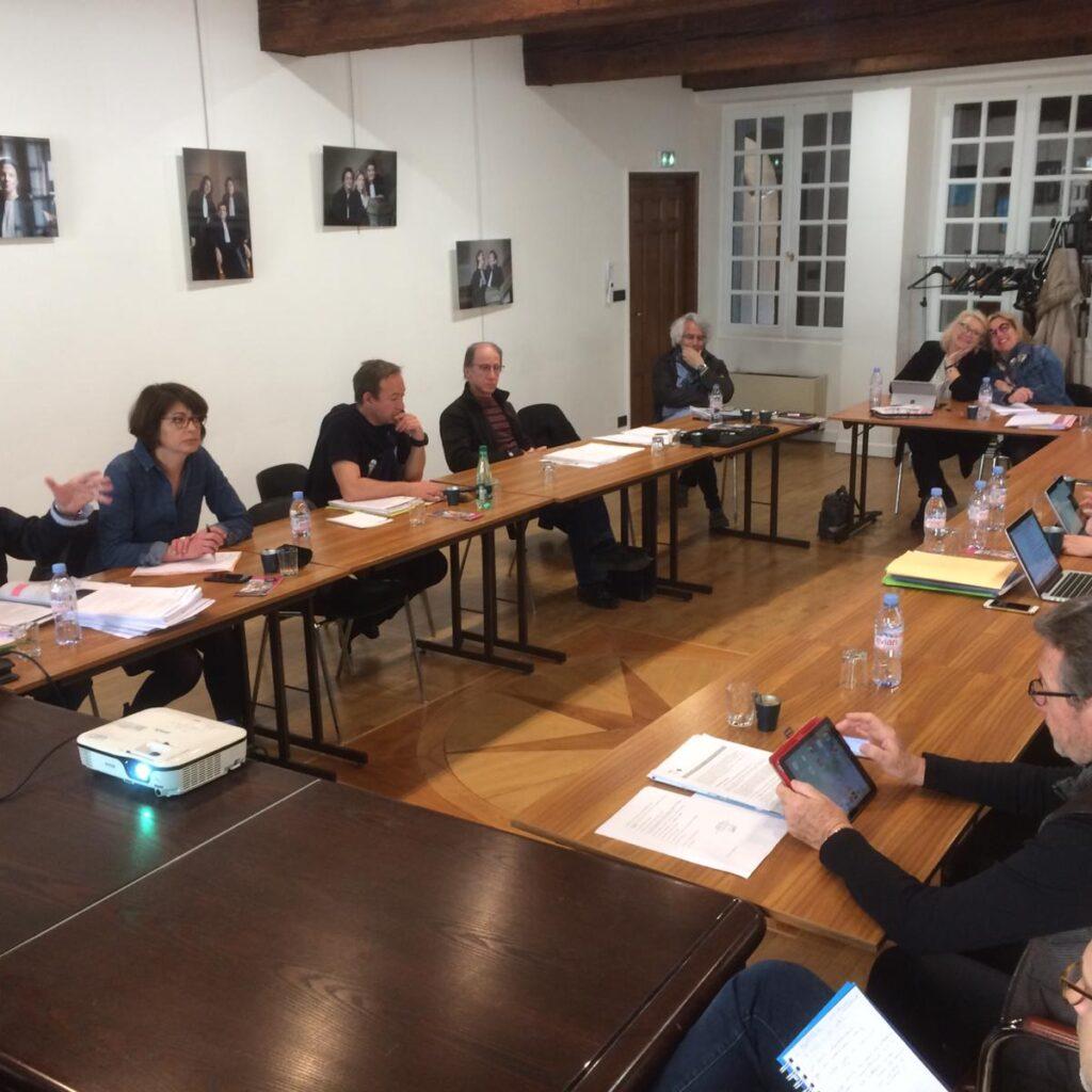 L'AAPPE en conseil d'administration décentralisé à BOURG EN BRESSE