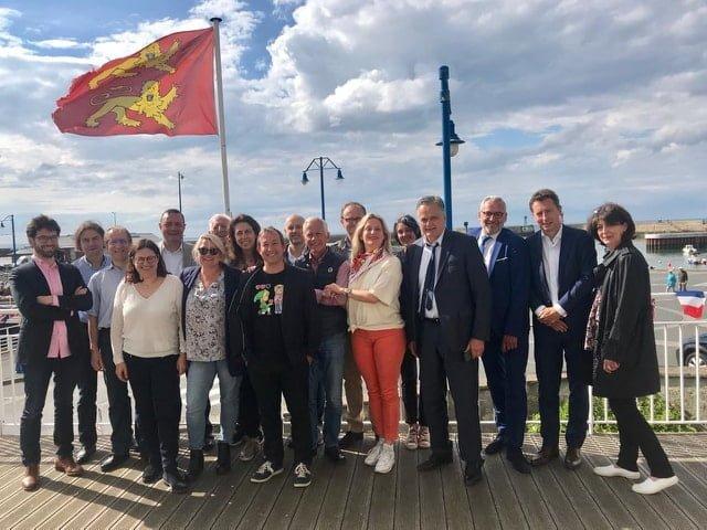 Le conseil d'administration de l'AAPPE réuni en Normandie !