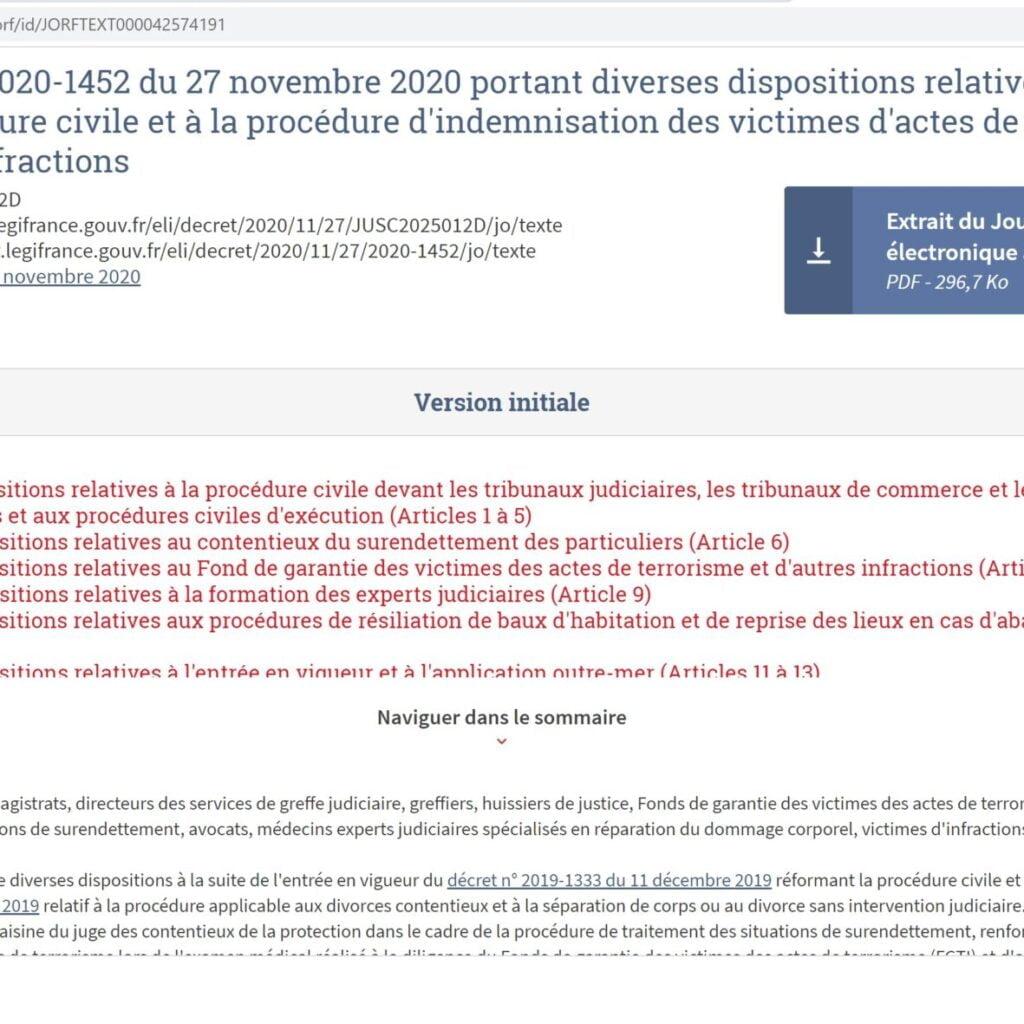 L'augmentation de la durée de la validité du commandement ou le temps retrouvé (modification de l'article R.321-20 du code des procédures civiles d'exécution)